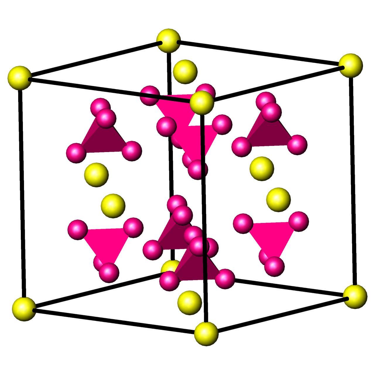 Cu2Se structure