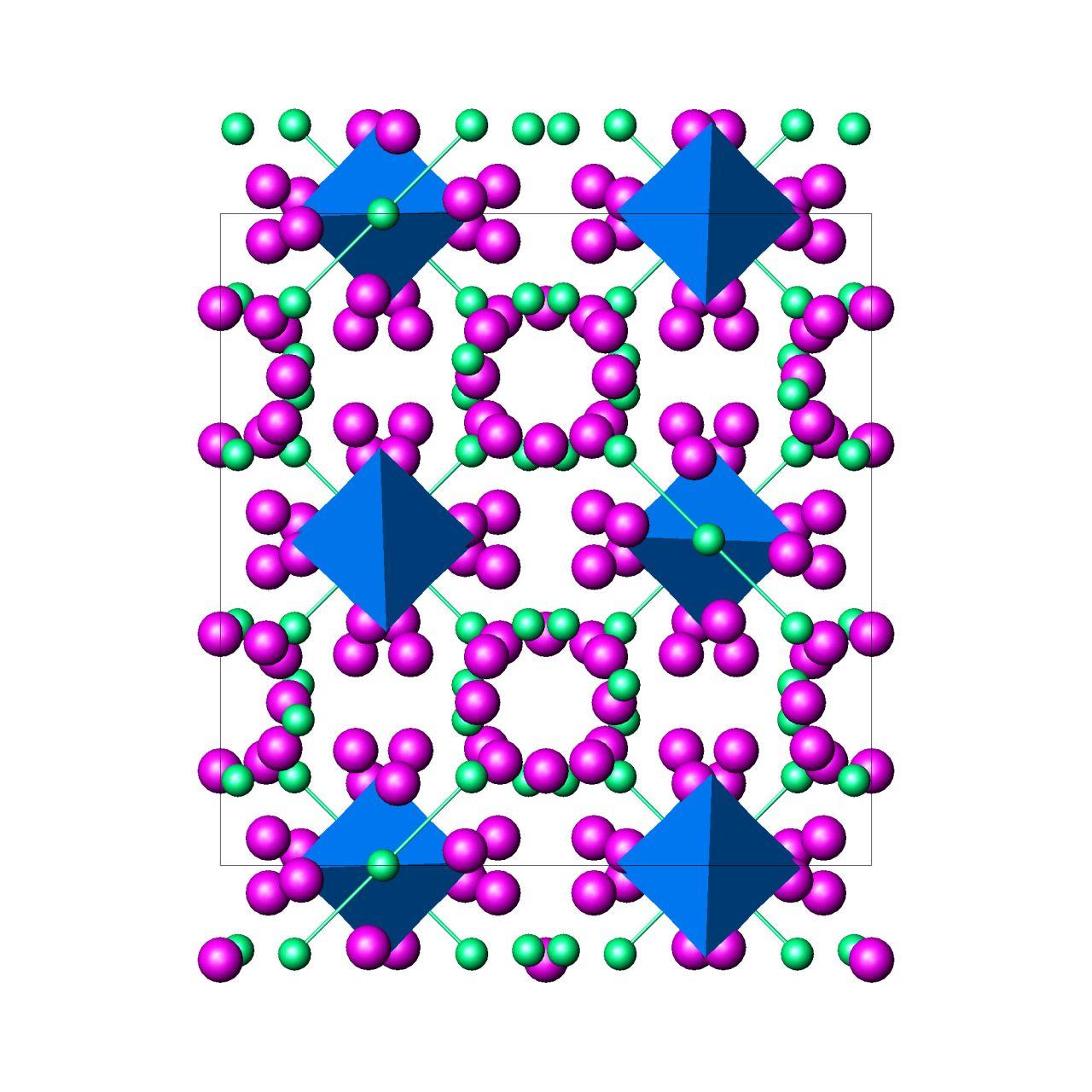 Zintl structure