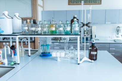 Laboratory of classical analytical methods