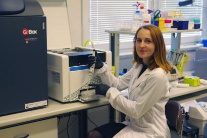 The Czech Academy of Sciences supported the laboratory by providing funds for the CytoFLEX Beckman Coulter flow cytometer